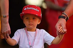 Forma-1 Pletyka Kimi Räikkönen boldogabb lehet, mint bármikor: mintacsalád?