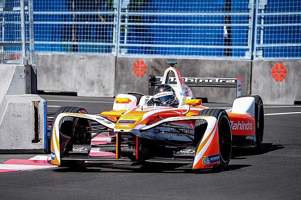 Mahindra macht in der Formel E mit Rosenqvist und Heidfeld weiter