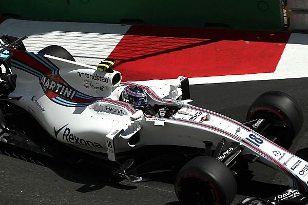 Formule 1 Réactions Stroll sur son premier podium :