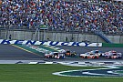 All three NASCAR national series to see new left-side tire at Kentucky