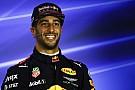 Egy újabb őrült videó Ricciardótól