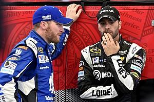 NASCAR Cup News Dale Earnhardt Jr., Jimmie Johnson und ihre NASCAR-Rücktrittspläne