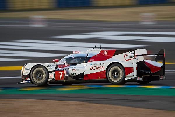 Le Mans Últimas notícias Toyota encerra polêmica de Le Mans com desculpas de piloto
