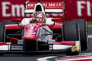 FIA F2 Репортаж з кваліфікації Ф2 на Хунгароринзі: рекордний поул Леклера