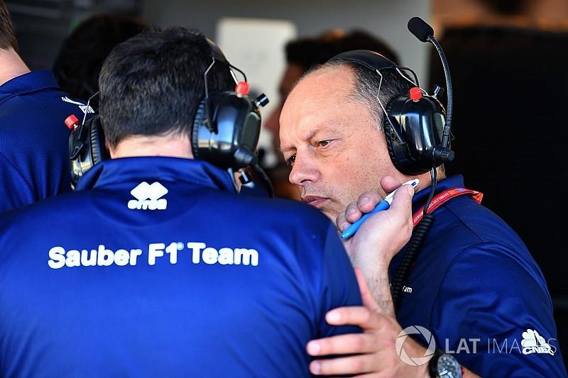 """Sauber: Haas-Modell wäre """"großer Schritt"""" nach vorne"""