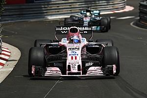 Formel 1 Ergebnisse Formel 1 2017 in Monaco: Ergebnis, 3. Training