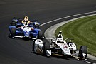 IndyCar Castroneves leads final Indy 500 practice on Carb Day