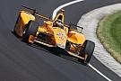 IndyCar McLaren onderzoekt IndyCar-rentree: