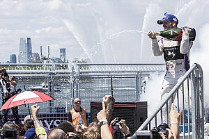 Fórmula E Crónica de Carrera Bird se proclama doble rey de Nueva York
