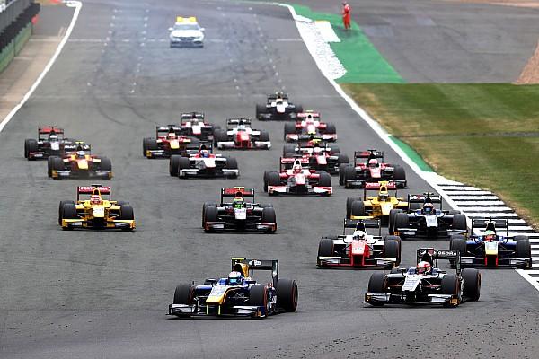 FIA F2 Noticias de última hora La F2 no podría tener 26 coches en la parrilla de 2018