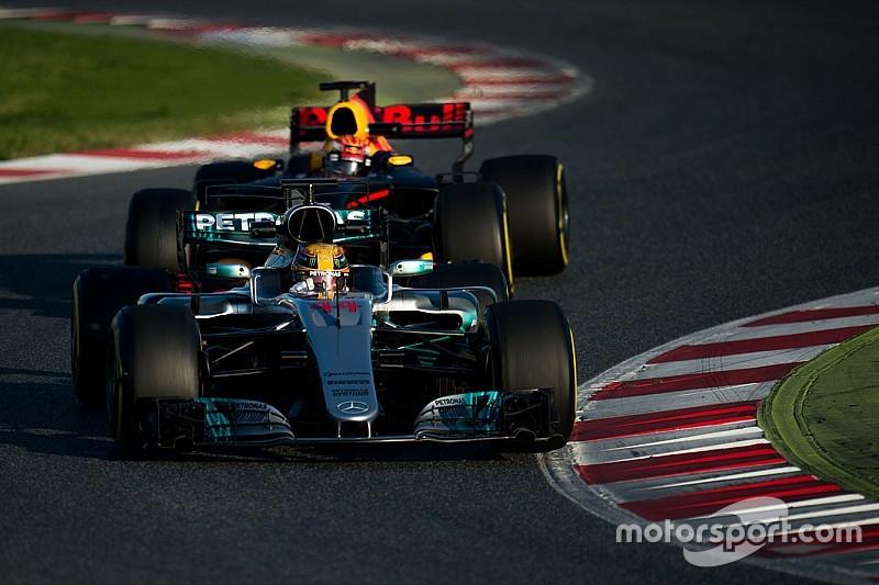 "Mercedes cree que Red Bull ""ve fantasmas"" respecto a la quema de aceite"
