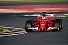 Le bluff de Ferrari à Barcelone préoccupe Red Bull