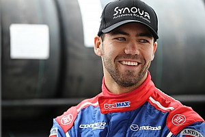 Indy Lights Qualifying report Indy GP Lights: Jamin takes first pole