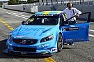 世界房车锦标赛 伊万·穆勒任沃尔沃WTCC研发车手