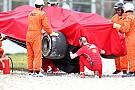 第二轮测试第二日:莱科宁撞墙,维斯塔潘引发测试提前结束