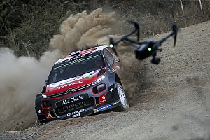 WRC Leg report Mexico WRC: Meeke extends lead over Ogier