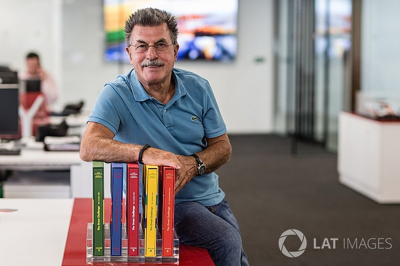 Motorsport Network придбала легендарний фотоархів Шлегельмільха