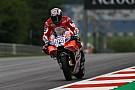 """Dovizioso: """"Somos rápidos y tenemos el ritmo para la carrera"""