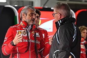 Brawn über Ferrari-Drohung: