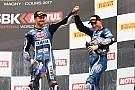 Pata Yamaha capai target podium WorldSBK