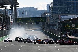 Hoe laat begint de Grand Prix van Azerbeidzjan Formule 1?