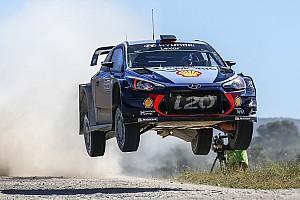 WRC Etappeverslag WRC Argentinië: Neuville grijpt zege na dramatisch slotstuk