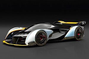Videogames Nieuws McLaren ontwerpt hypercar voor Gran Turismo Sport