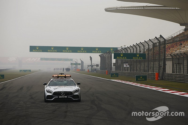 Гран При Китая 2017: расписание, факты и статистика