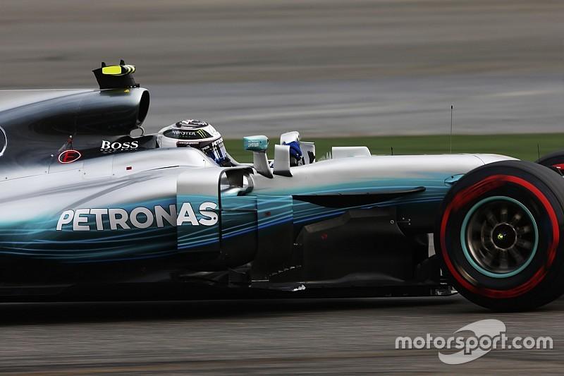 """Wolff: Vettel a battu Bottas de """"5,9 cm""""!"""