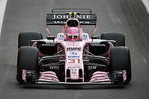 Formel 1 News F1 2018: Namensänderung bei Force India noch nicht beschlossen