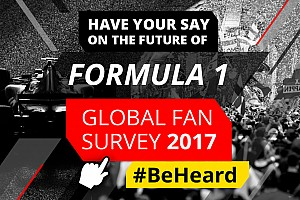 Formula 1 Motorsport.com news Motorsport Network launches second Global Fan Survey about F1