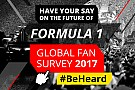 Motorsport Network launches second Global Fan Survey about F1