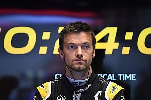 Formel 1 News Formel 1 2017: Renault setzt Jolyon Palmer vor die Türe