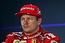 Räikkönen nem gondolja, hogy Vettel felzárkózása hatással lesz rá