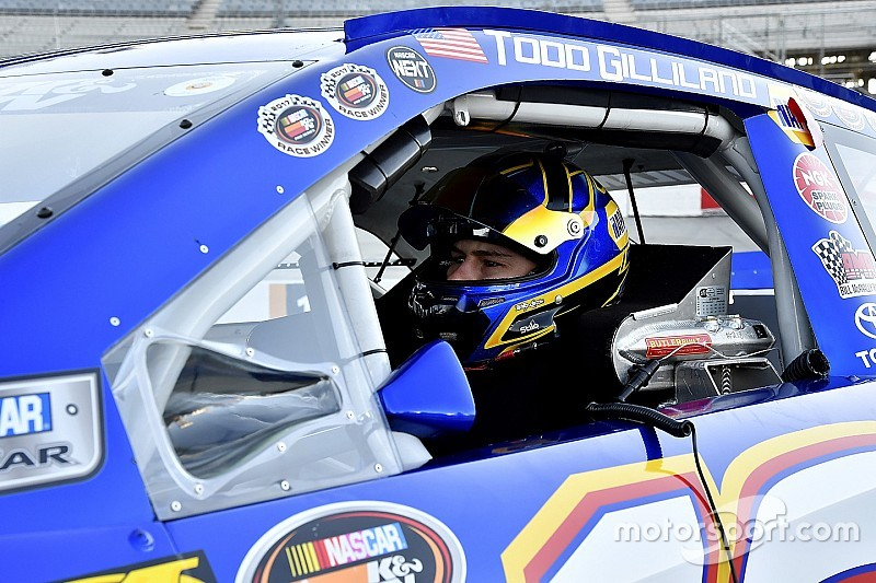 Todd Gilliland looking to repeat as K&N Pro Series West champion