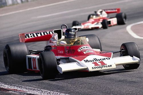 How McLaren and Ferrari went to war with the rules in '76