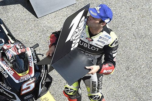 Brno MotoGP: Zarco takes shock pole for Avintia Ducati