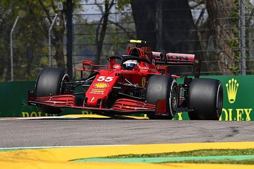 """Sainz: """"Con il freddo abbiamo un posteriore più stabile"""""""