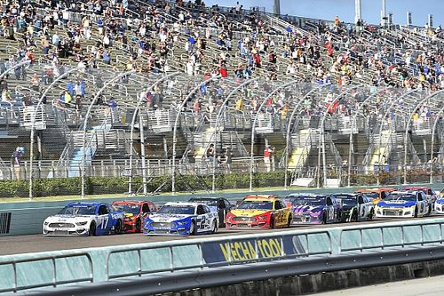 """Chris Buescher: Homestead """"a step in the right direction"""""""