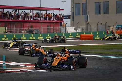 迈凯伦为集资开放出售F1车队股份