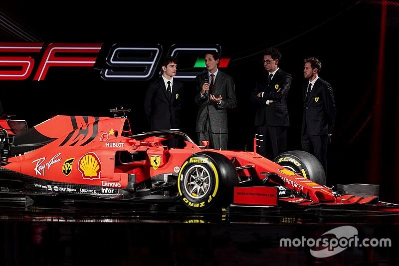 """Ferrari: """"Nieuwe regels maken auto's anderhalve seconde langzamer"""""""