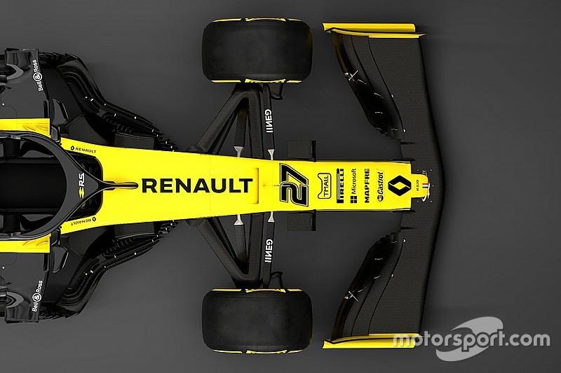 Новая машина Renault в деталях: первые изображения RS19