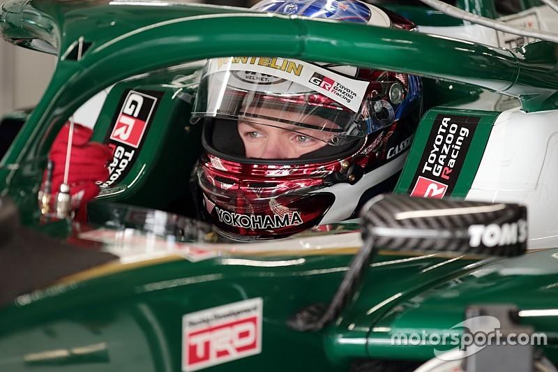 鈴鹿テスト初日3番手のニック・キャシディ「SF19はコーナーがさらに速くなった!」