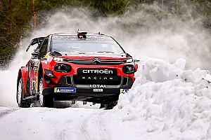 Fotogallery WRC: la seconda tappa del Rally di Svezia 2019