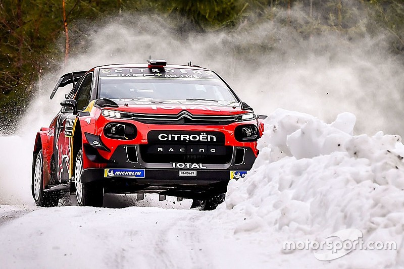 Sweden WRC: Tanak stays top, Mikkelsen and Lappi tied for P2