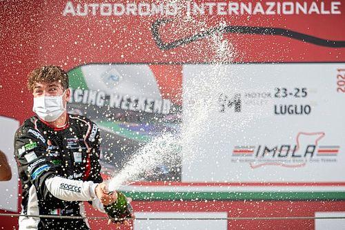 Carrera Cup Italia, Imola: Amati-show e Giardelli via col 100!