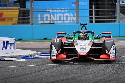 Formula E, Londra, Libere 3: Di Grassi svetta, Dennis secondo