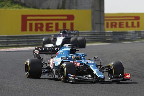 """Alonso: """"Belki de yarışı kazanabilecek tempoya sahiptik"""""""