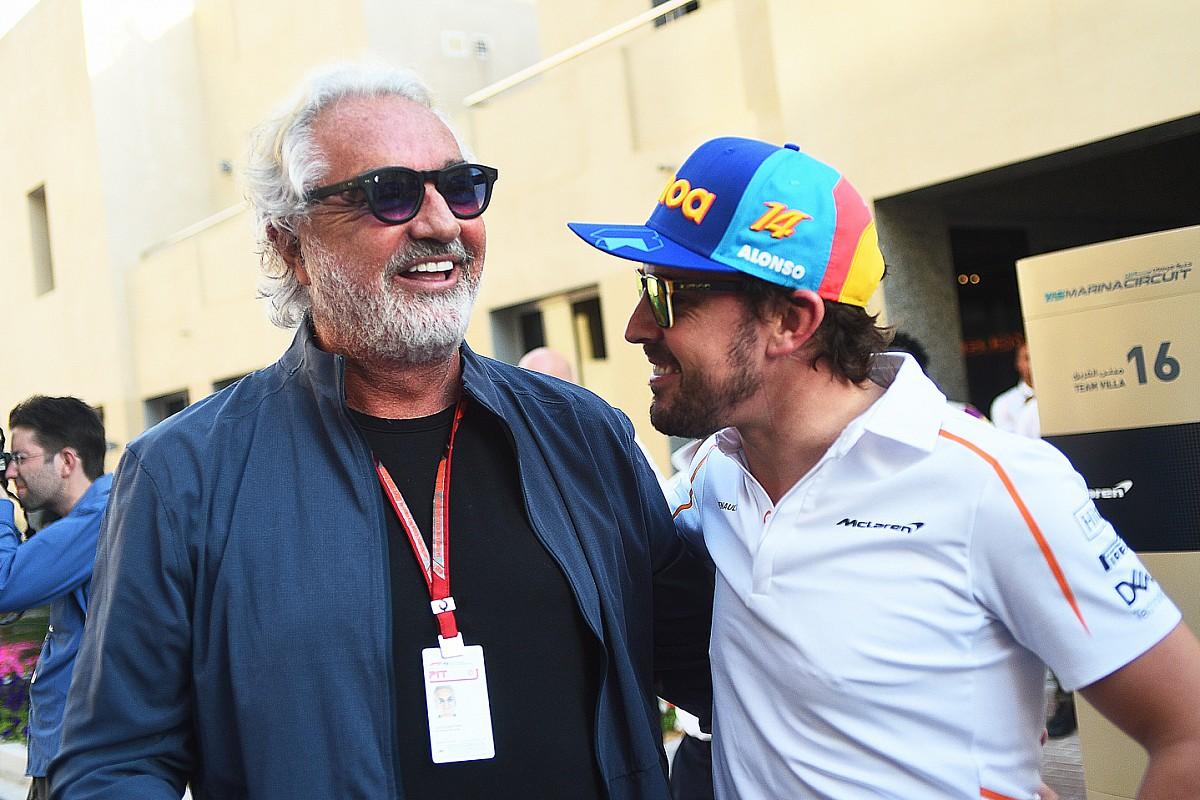 Flavio Briatore: Mit Alonso wäre Ferrari jetzt Weltmeister!