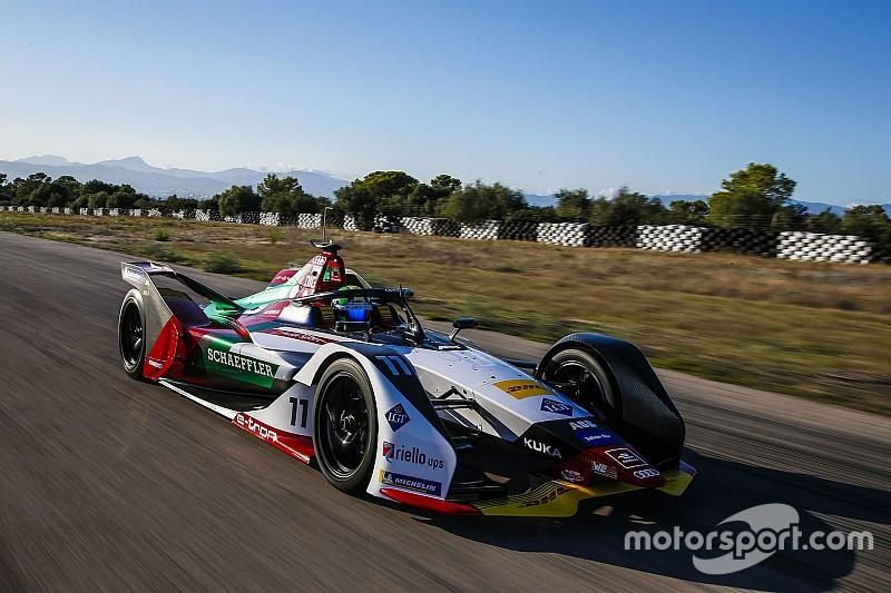 Audi показала ливрею для пятого сезона Формулы Е